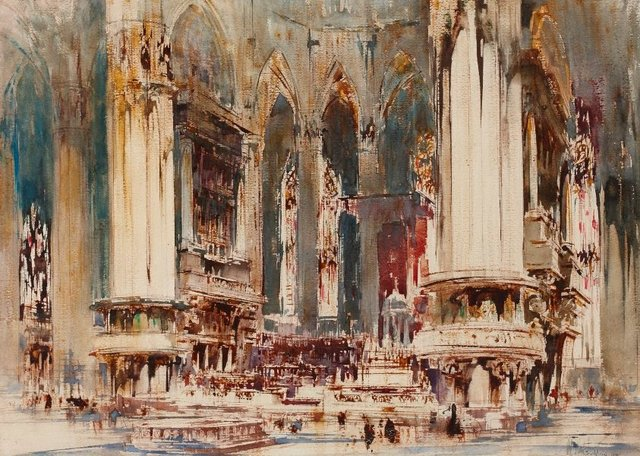 An image of Milan Cathedral