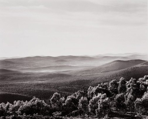 An image of View east from Tumorrama Mountain, Bondo State Forest by Peter Elliston