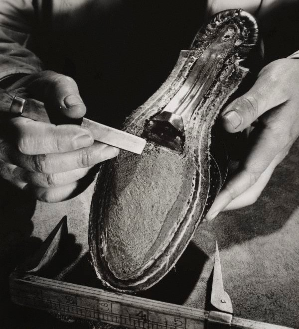 An image of Untitled (shoemaker)
