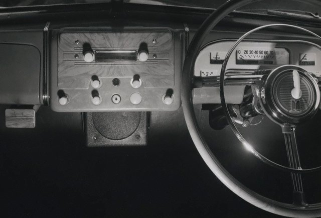 An image of Untitled (car steering wheel)