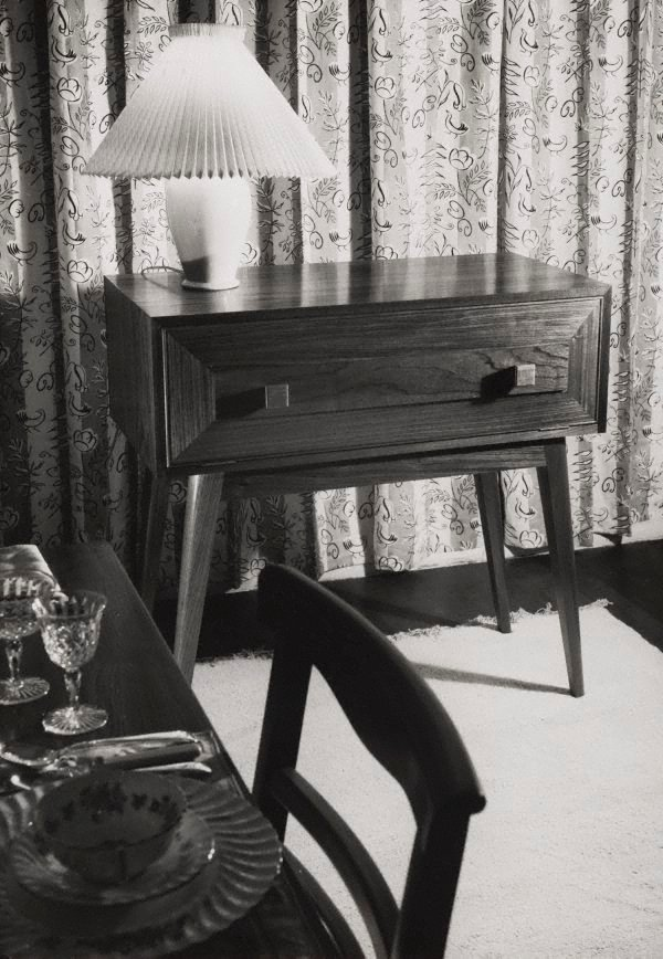 An image of Untitled (corner of dining room)