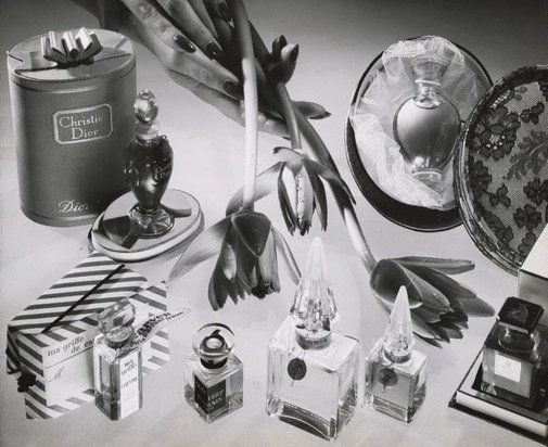 An image of Untitled (perfume advertisement) by Max Dupain