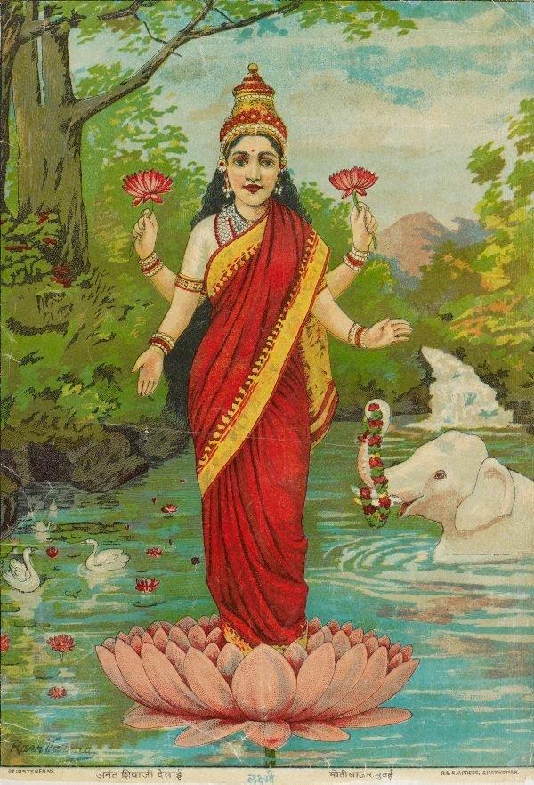 An image of Lakshmi