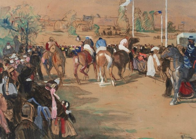 An image of Races in Brittany