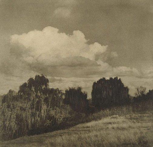 An image of An evening cloud by W.H. Moffitt