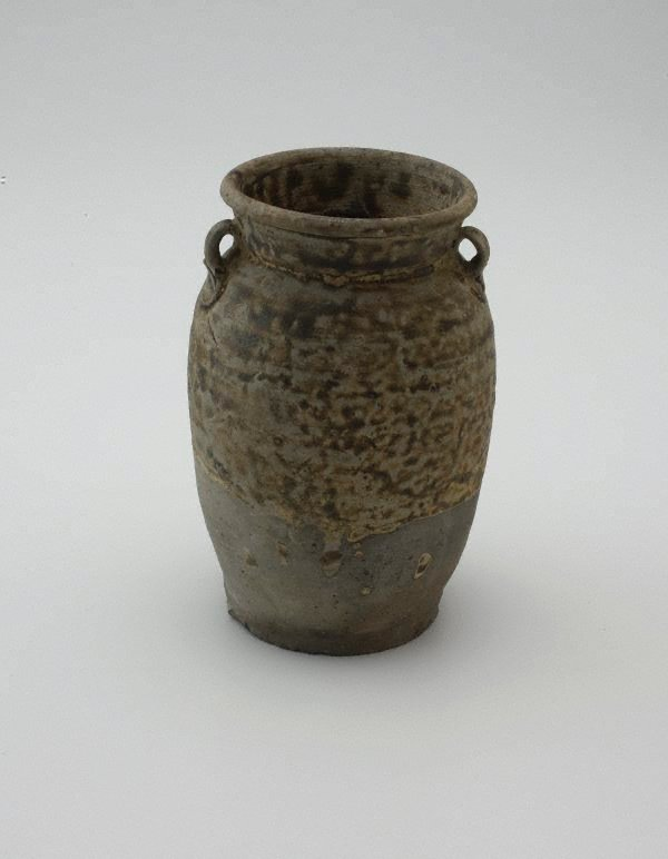An image of Jar with two loop handles