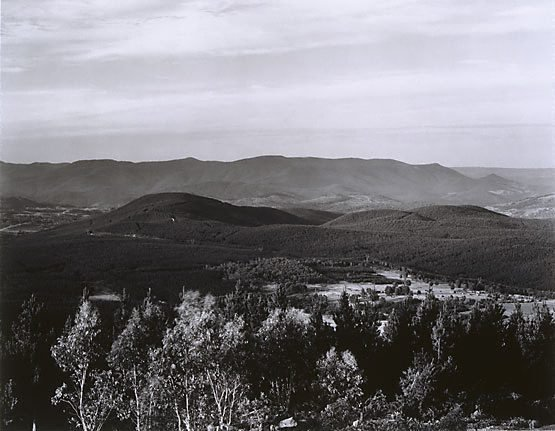 An image of View south from Tumorrama Mountain, Bondo State Forest