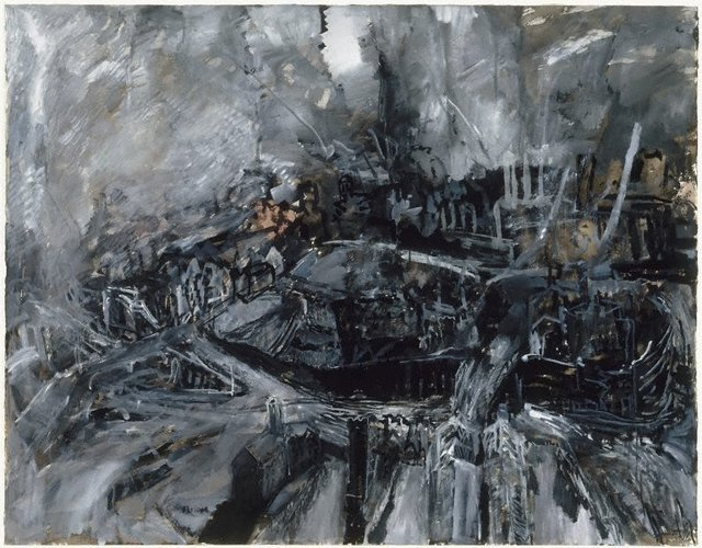 Pyrmont and city, (1992) by Kevin Connor