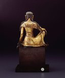 Alternate image of Seated bodhisattva by