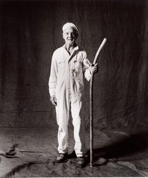 An image of Jim Burke, sugar runner-upper C.S.R. 38 years, Australian by Graham McCarter