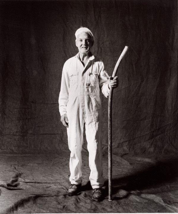 An image of Jim Burke, sugar runner-upper C.S.R. 38 years, Australian