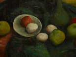 Alternate image of Still life in green by Margaret Olley
