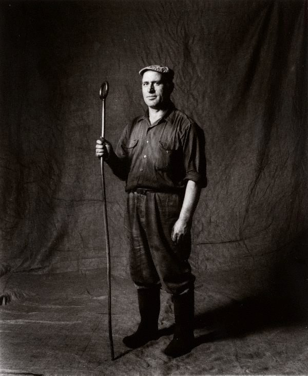 An image of Domenico Melagrinis, boilerman C.S.R. 2 years, Italian
