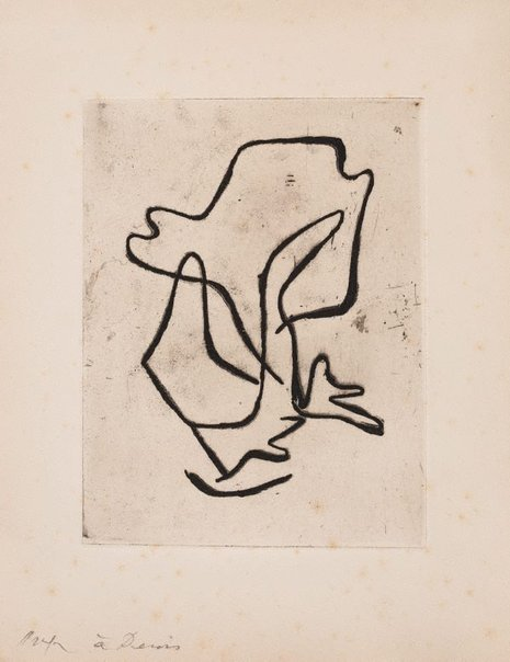 An image of Untitled by Jean Arp