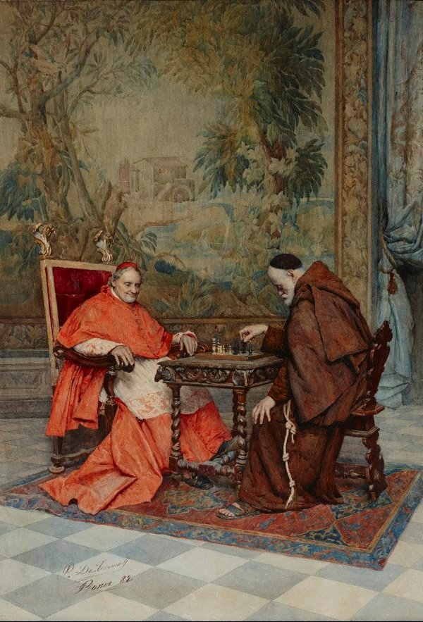 An image of The game of chess