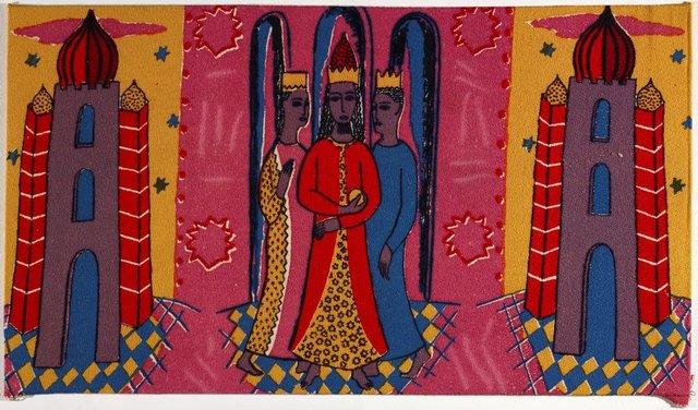 An image of Three kings