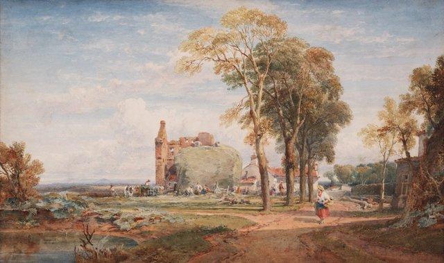 An image of Balweary, Fifeshire