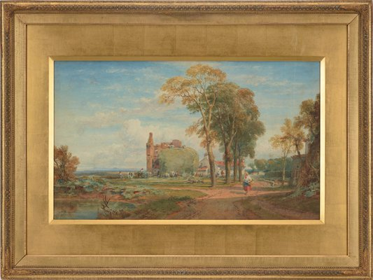 Alternate image of Balweary, Fifeshire by William Leighton Leitch