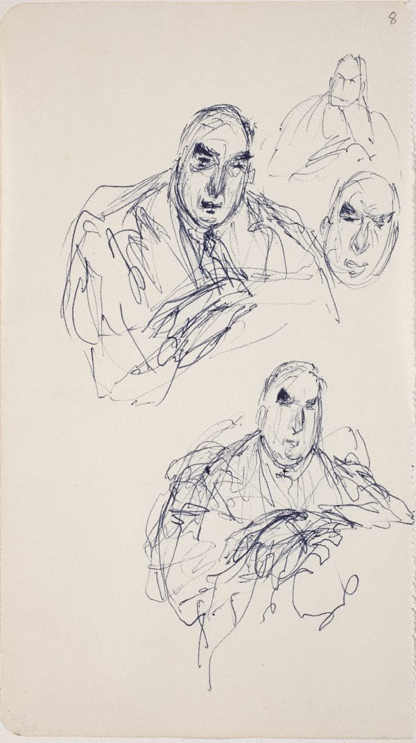 An image of Four studies of R.G Menzies