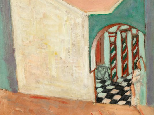 Alternate image of Maison à Tunis by André Lhote