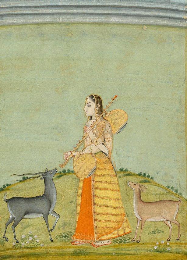 An image of Todi Ragini