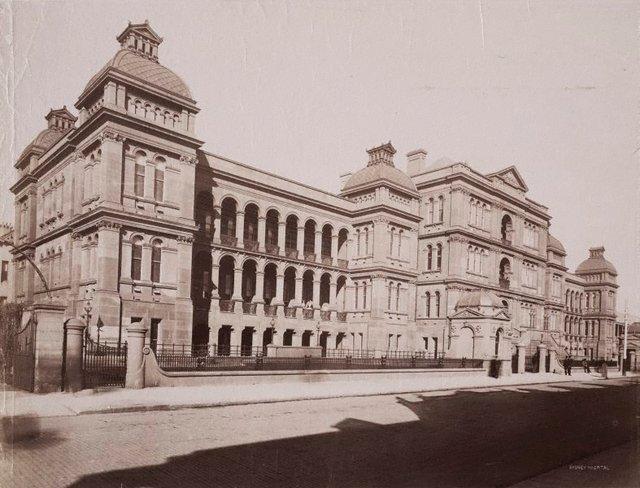 An image of Sydney Hospital