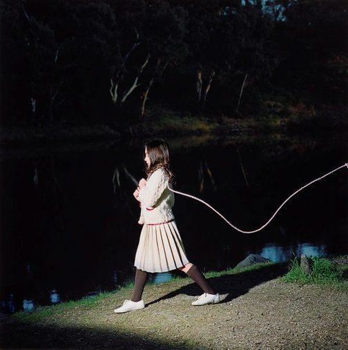 An image of Dreams are like water by Polixeni Papapetrou