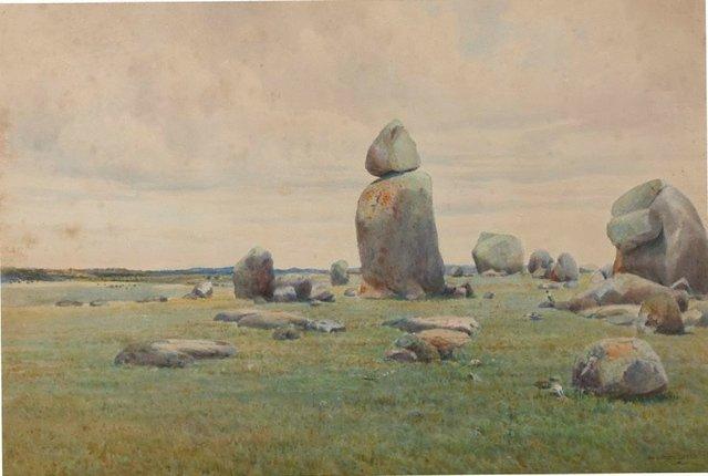 An image of Stonehenge