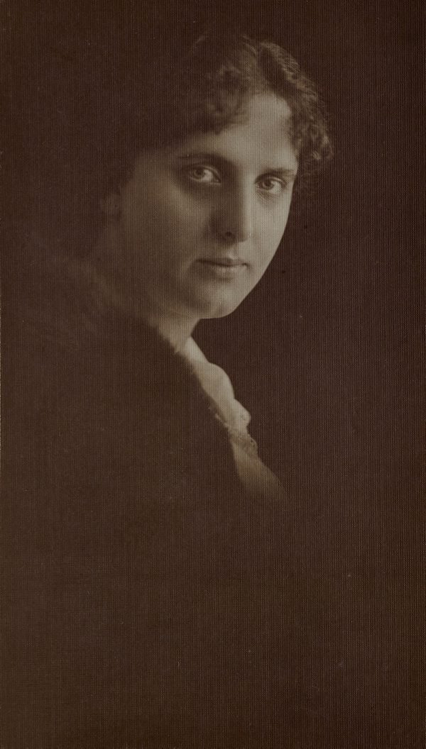 An image of Untitled (portrait of  Evelyn Chapman)