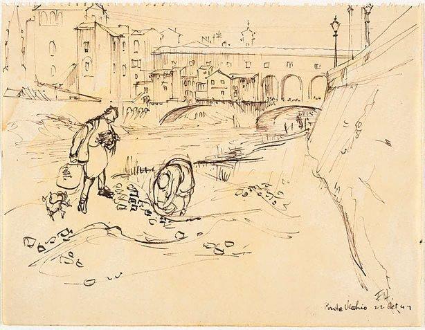 An image of Ponte Vecchio