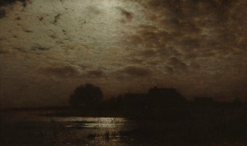An image of Moonlight by Louis Douzette