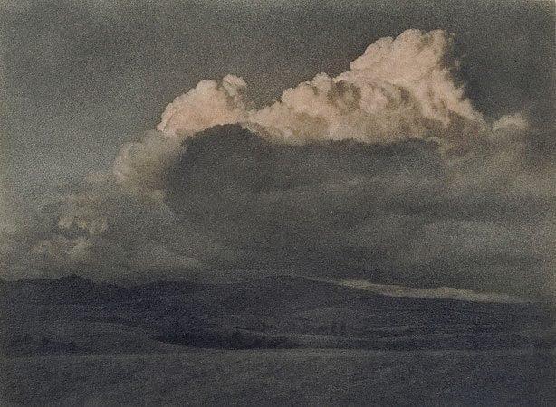 An image of Approaching dusk (Landscape Tarana)