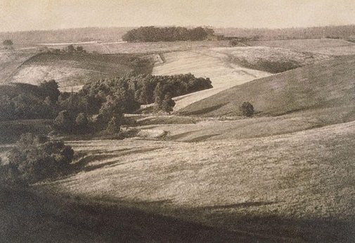 An image of Untitled (Landscape) by John B. Eaton
