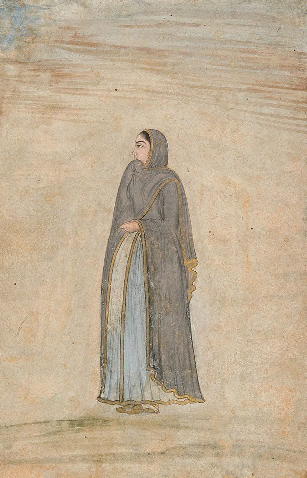 An image of Figure of a woman