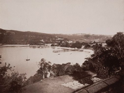 An image of Double Bay, Sydney by Unknown, NSW Government Printer