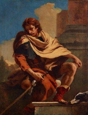 Alternate image of Saint Roch by Giambattista Tiepolo