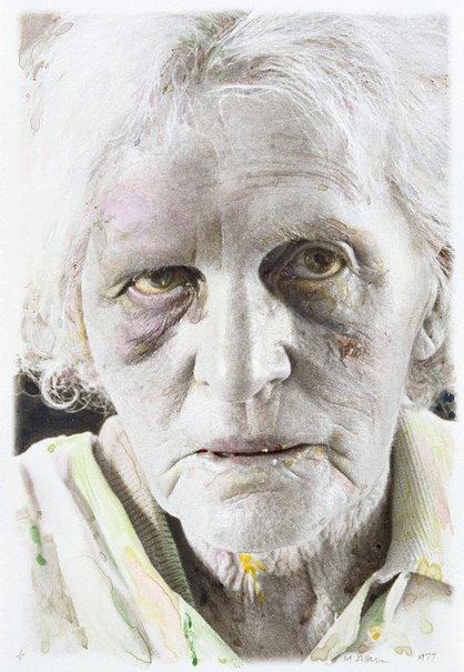 An image of Old age by Micky Allan