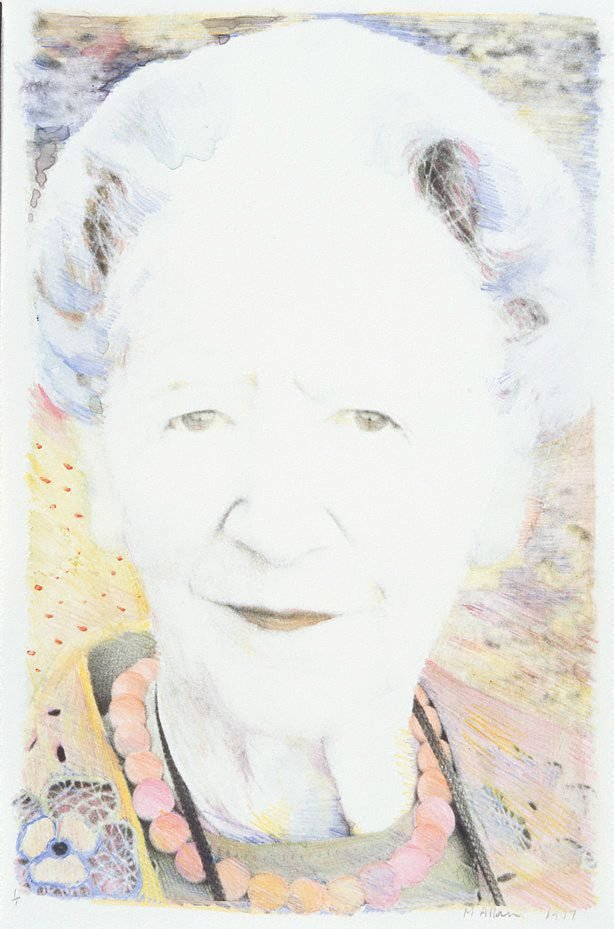 An image of Old age