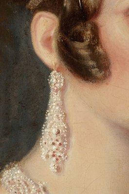 Alternate image of Portrait of Mrs Alexander Spark by Maurice Felton
