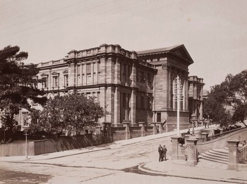 An image of Museum Sydney New South Wales by Unknown, NSW Government Printer