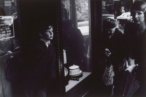 An image of Boy, Pitt Street by Roger Scott