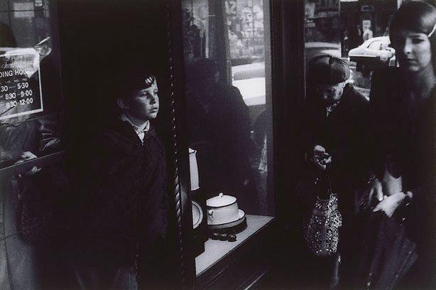 An image of Boy, Pitt Street