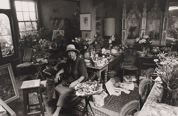 An image of Margaret Olley, Sydney