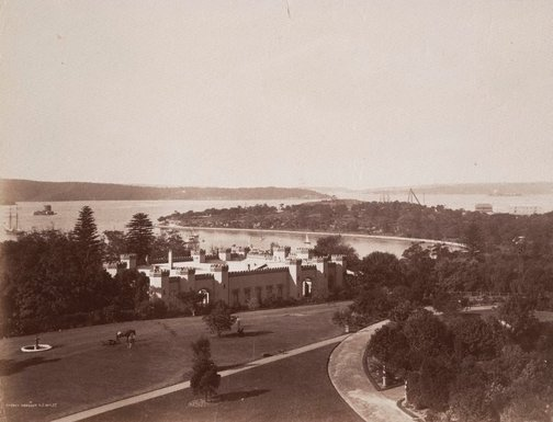 An image of Sydney Harbour New South Wales by Unknown, NSW Government Printer