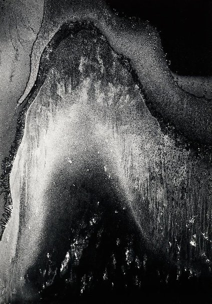 An image of Frost wave, Rochester, New York, January 17, 1959 by Minor White