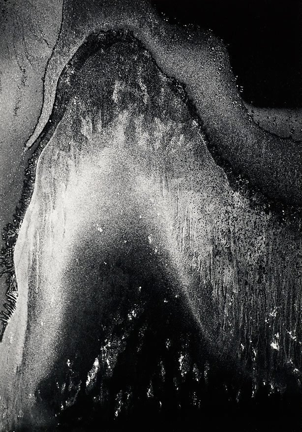 An image of Frost wave, Rochester, New York, January 17, 1959