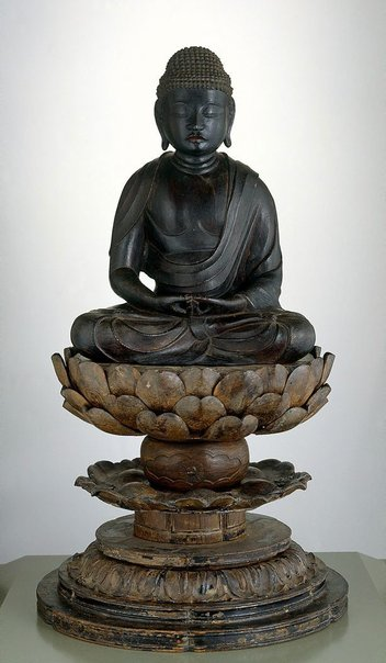 An image of Amida Buddha by Pure Land sect