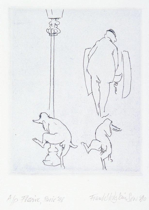 An image of Pissoire, Paris `48