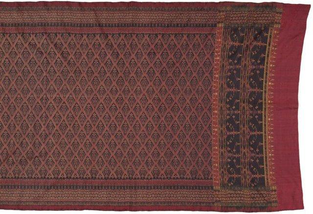 An image of Ceremonial skirtcloth ('sampot chawng kbun')