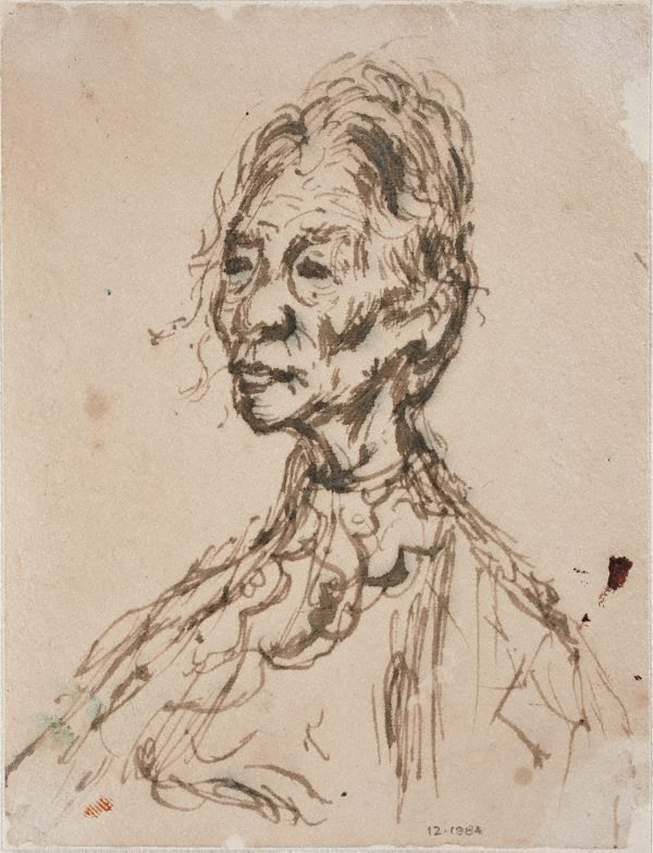 An image of Study for Dame Mary Gilmore